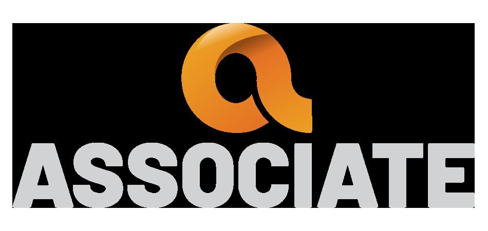 Associate Main Logo Light