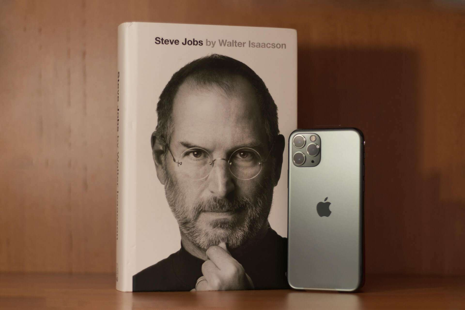 Steve Jobs born on this week in 1955
